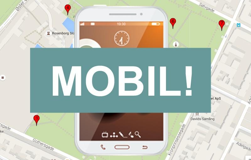 hvad er en mobil skattejagt