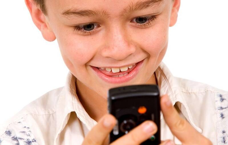 mobilskattejagt for børn